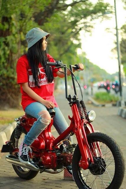 Honda Cub độ Bobber đẹp nhất Việt Nam và thế giới