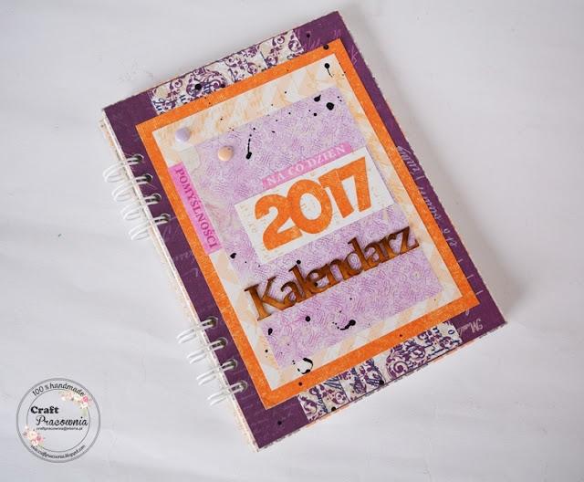kalendarz notesowy