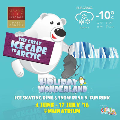 The Great Ice Cape To Artic – Holiday Wonderland
