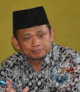 Camat Kebonpedes Ali Iskandar