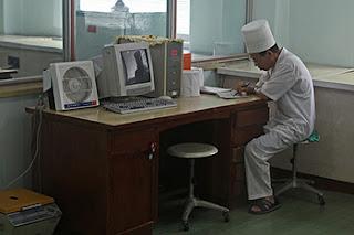 Ein Nordkoreanischer Computerspezialist entwickelt Windows 10