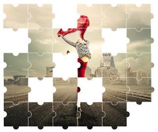 2 Menit Membuat Gambar Puzzle Di Corel Draw Halaman Tutor