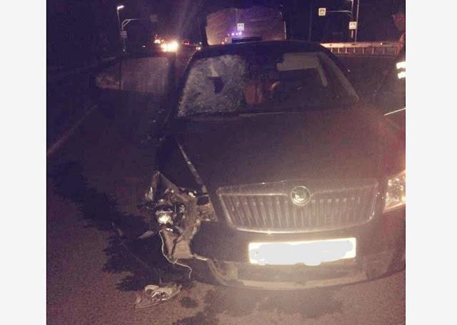 В Башкирии пешехода сбили прямо на «зебре»