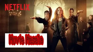 Warrior Nun Season-1 Netflix Web Series Story Star Cast Crew Review And Release Date