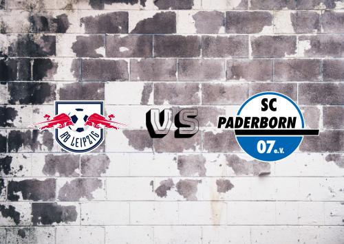 RB Leipzig vs Paderborn  Resumen