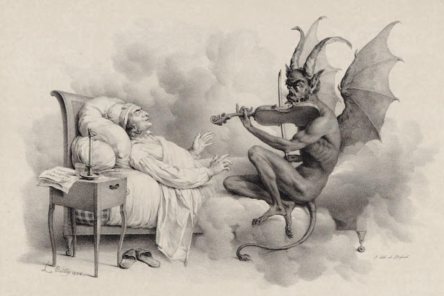 Η συνάντηση του Τζουζέπε Ταρτίνι με τον διάβολο και η σονάτα που τον ενέπνευσε να συνθέσει