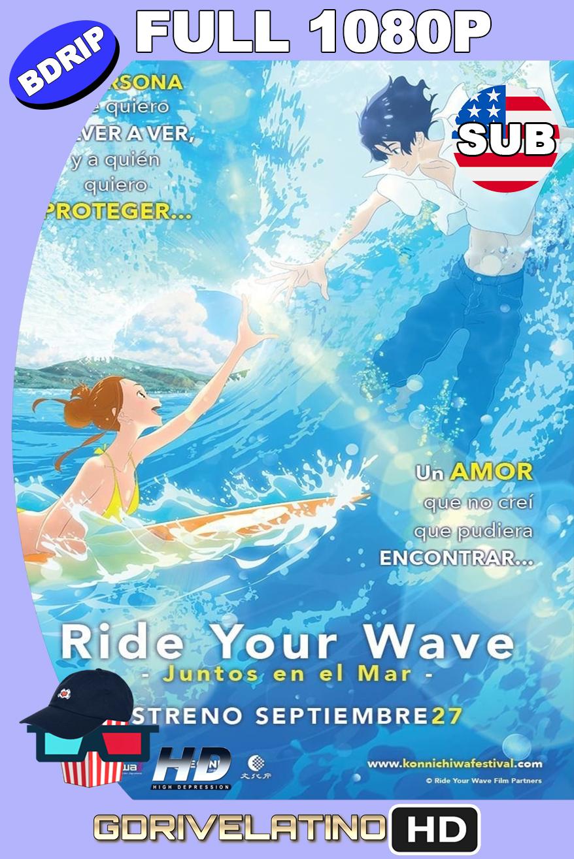 Ride Your Wave : Juntos en el Mar (2019) BDRip 1080p SUBTITULADO MKV