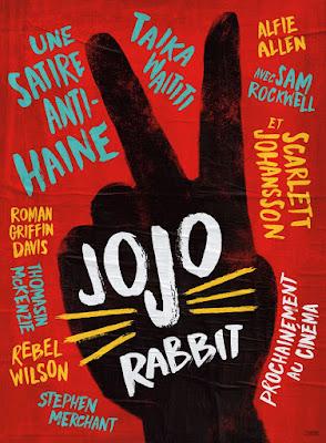 Film Jojo Rabbit Original Geeky Awards 2020