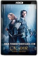 O Caçador E A Rainha Do Gelo (2016) Torrent – Dublado HDCAM