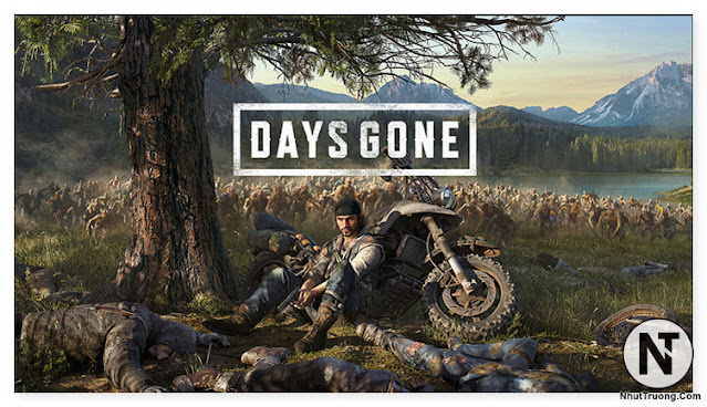 Download Days Gone full 52GB
