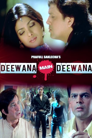 Download Deewana Main Deewana (2013) Hindi Movie 720p WEBRip 1GB