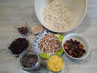 Faire ses céréales : muesli maison