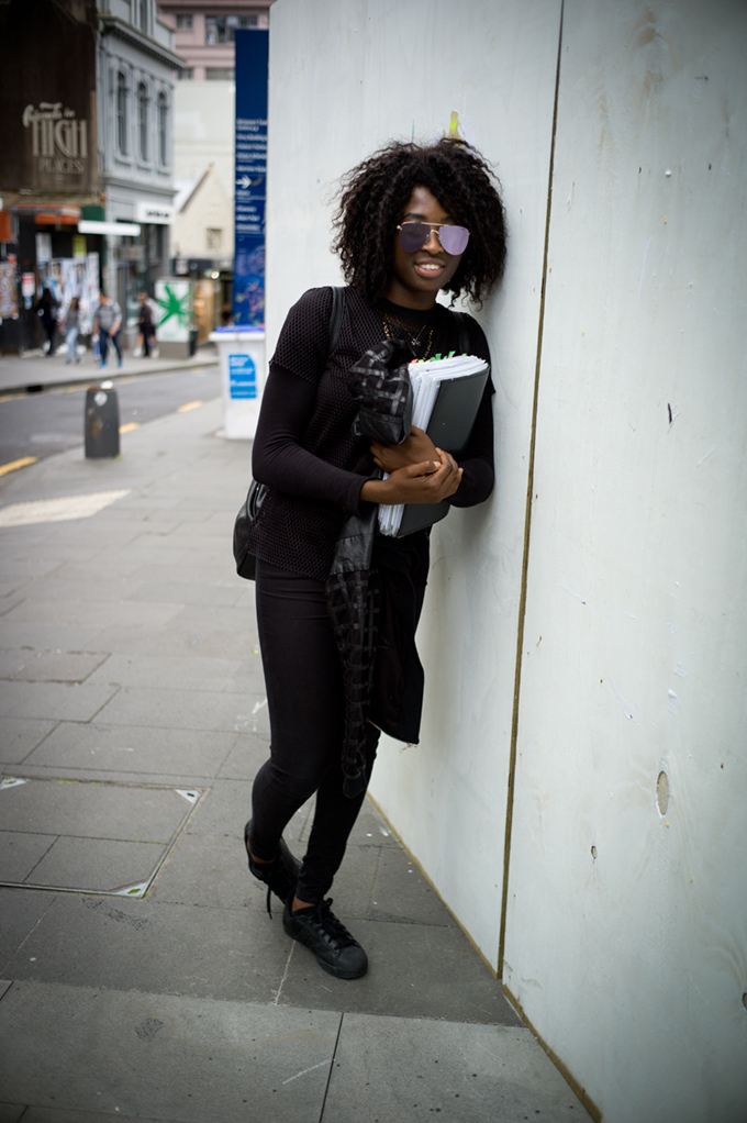 NZ street style, street style, street photography, New Zealand fashion, hot models, auckland street style, African girls, sunglasses, kiwi fashion