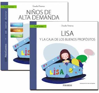 «Lisa y la caja de los buenos propósitos» - Niños de alta demanda