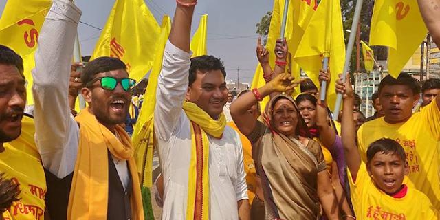 Hiralal Alawa MLA: मंत्री पद के लिए फिर जयस का झंडा उठाया, लगाई लोकसभा की ललकार