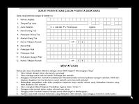 Download Contoh Surat Perjanjian Orang Tua Dengan Sekolah