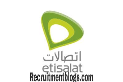 IT Customer Support Specialist at Etisalat Egypt       وظائف IT في مصر