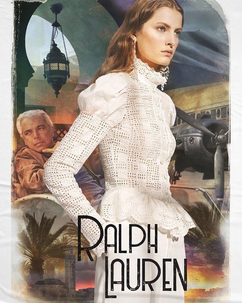 Ralph Lauren Spring/Summer 2020 Campaign