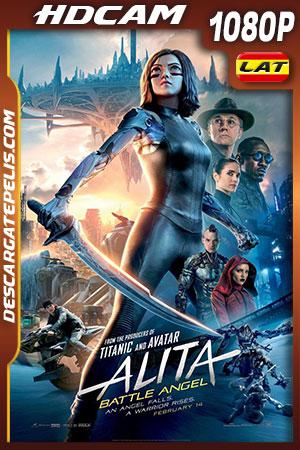 Alita: Ángel de combate (2019) 1080P HDCAM Latino – Ingles