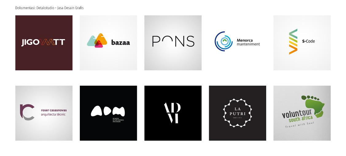 Contoh Desain Logo Perusahaan