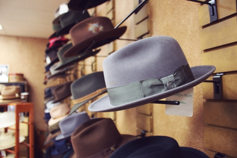 ddbcbc3f Made in Texas: Stetson & Resistol