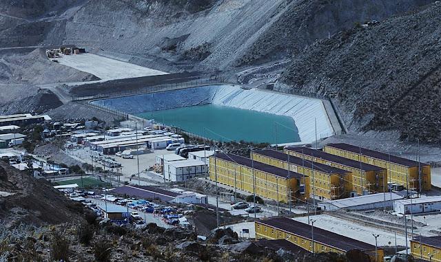 Las inversiones mineras llegaron a US$ 6,157 millones en periodo 2019