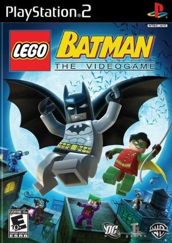 Malaba Games: LEGO BATMAN THE VIDEOGAME PARA PS2