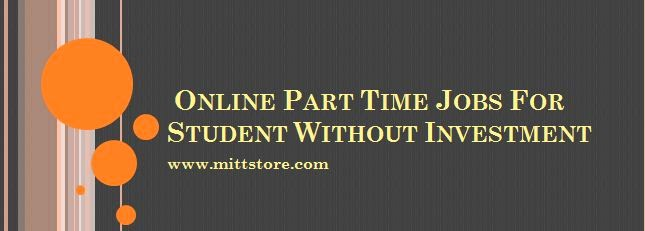 5 Legit Online Jobs For College Student From Home 2015
