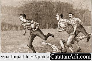 harpastrum sejarah sepakbola - catatanadi.com