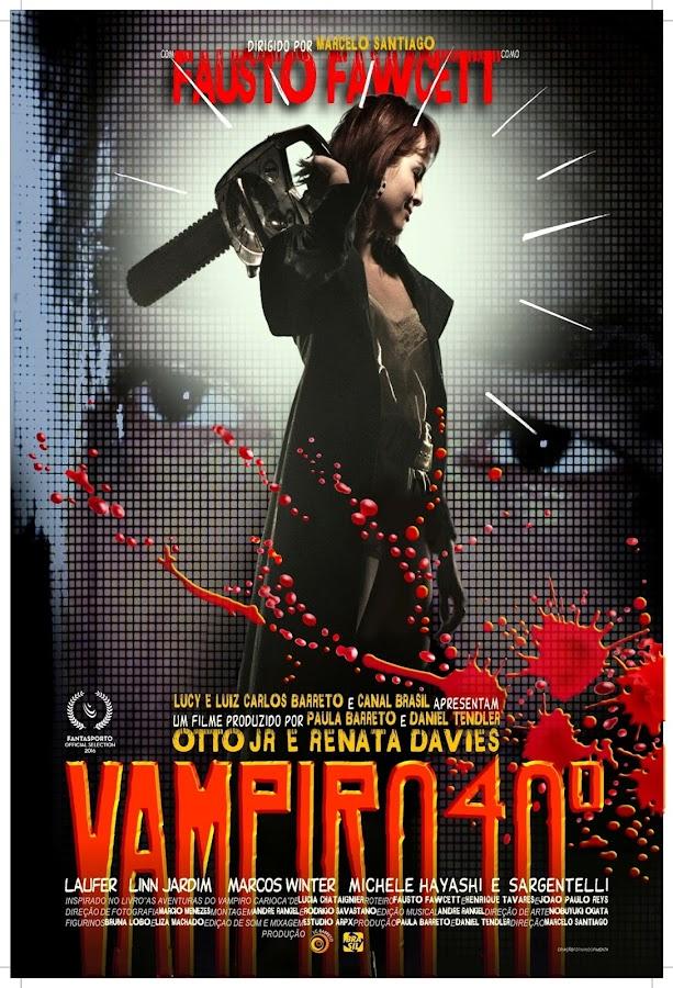 Assista ao trailer oficial do terror nacional Vampiro 40°