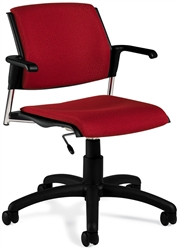 Global Total Office Sonic Swivel Chair