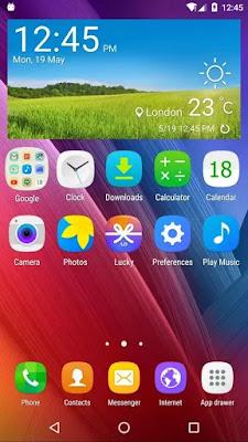 تحميل لانشر جلاكسي اس 7 Galaxy s مجانا