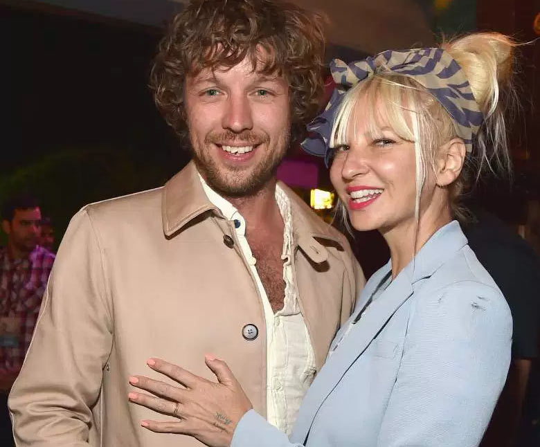 Sia breaks up with husband of two years
