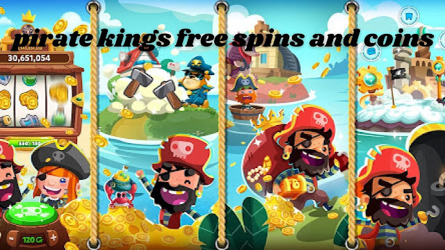 pirate kings free spins and coins