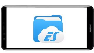 تنزيل برنامج  ES File Explorer Premium mod Pro بالنسخة المدفوعة مهكر مدفوع بدون اعلانات بأخر اصدار للاندرويد من ميديا فاير.