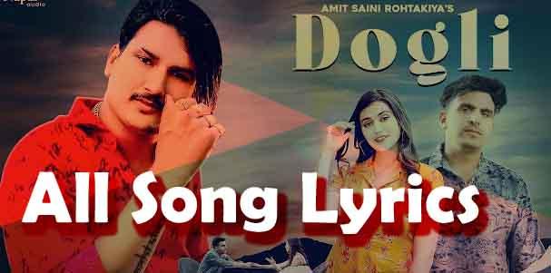 Dogli Is Haryanvi Song Sung By Amit Saini Rohtakiya And Music Is Composed By Gr Music And Lyrics Is Written By KP Kundu And  Bintu Pabra