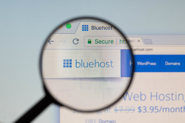how to install bluehost on wordpress