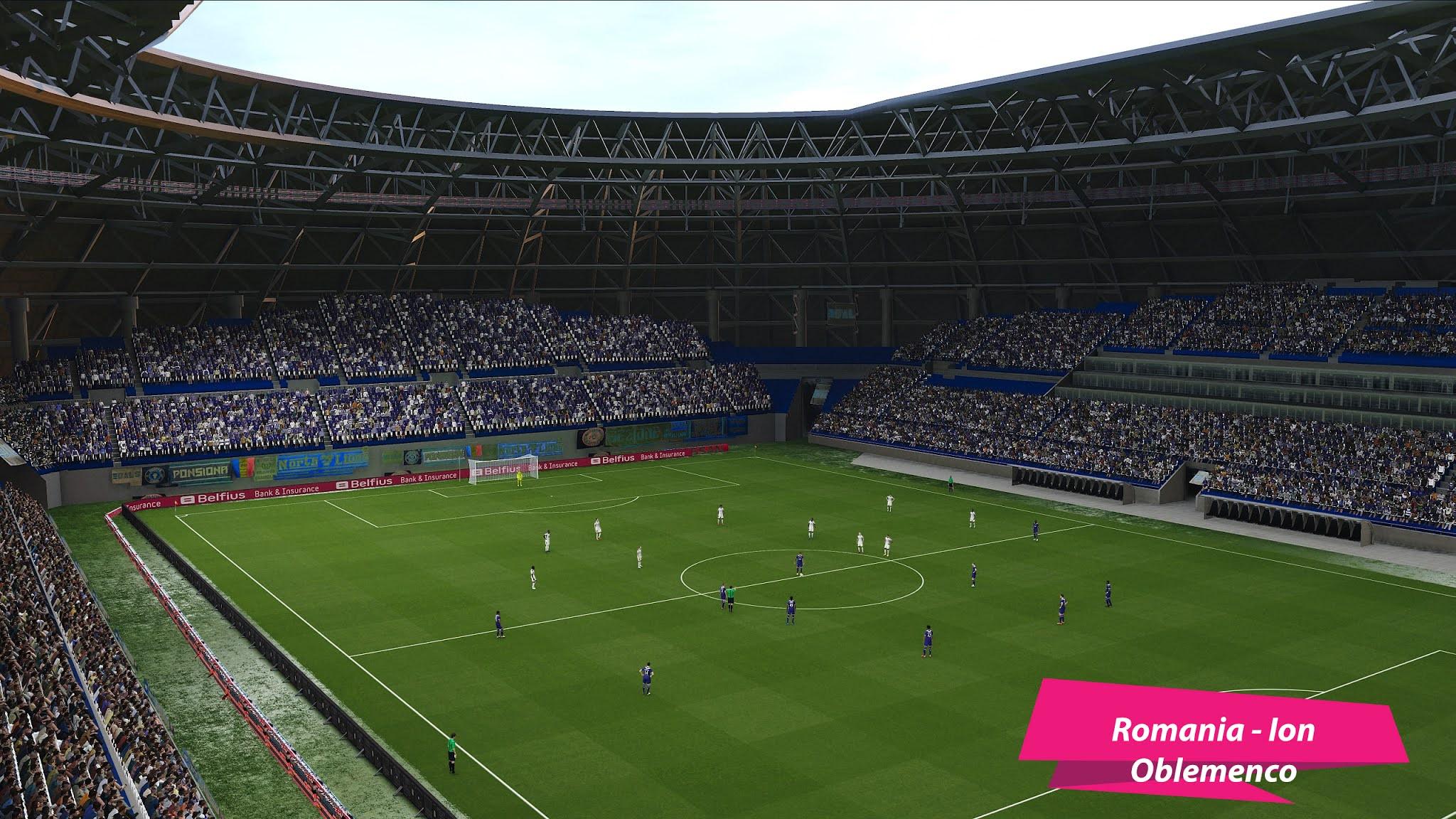 PES 2021 Ion Oblemenco Stadium