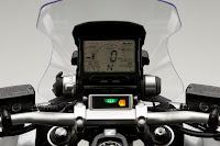 Honda X-ADV (2017) Instruments