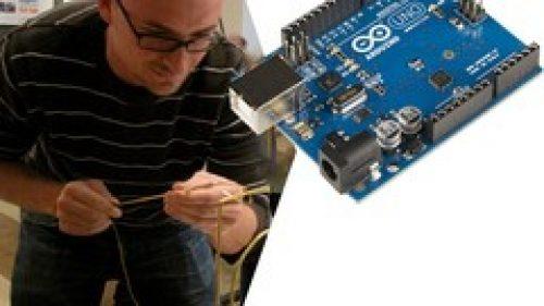 Crash Course: Buzz Wire Game using Arduino FREE