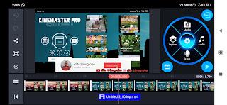 Download KineMaster Pro Terbaru 2020 Full Unlock V.11.17