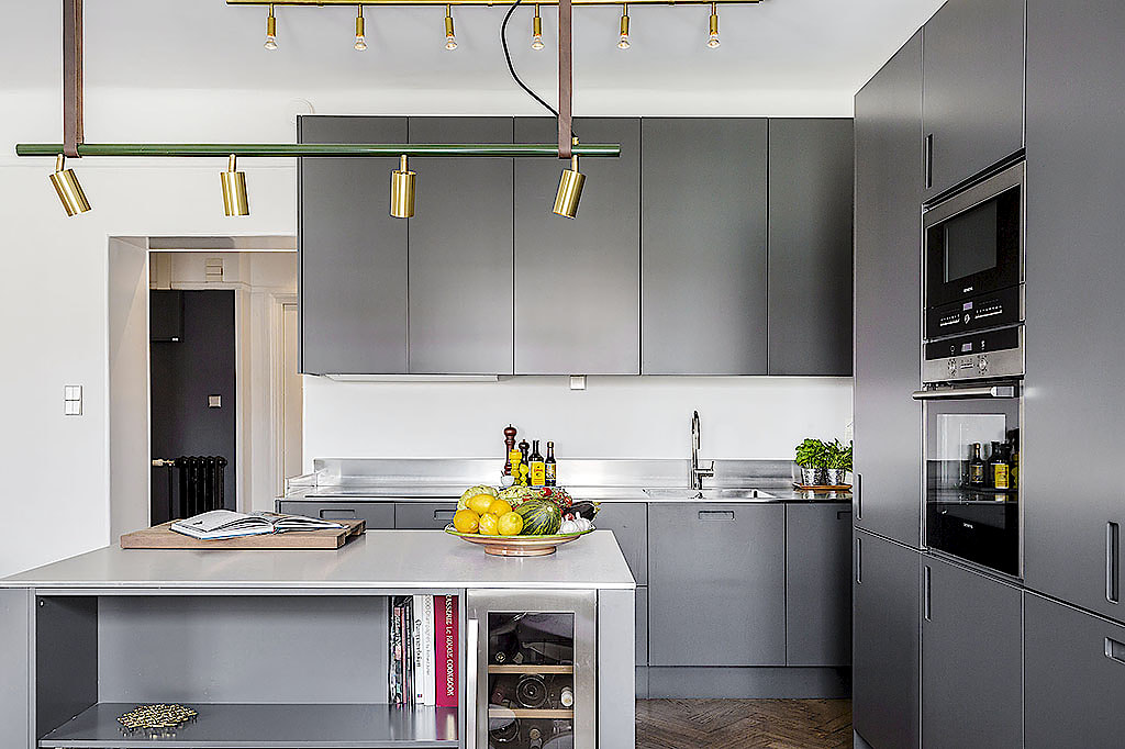 Mueble l gris 20170921235148 for Muebles de cocina 1 80m