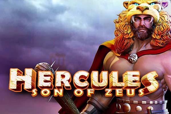 Main Gratis Slot Demo Hercules Son of Zeus (Pragmatic Play)