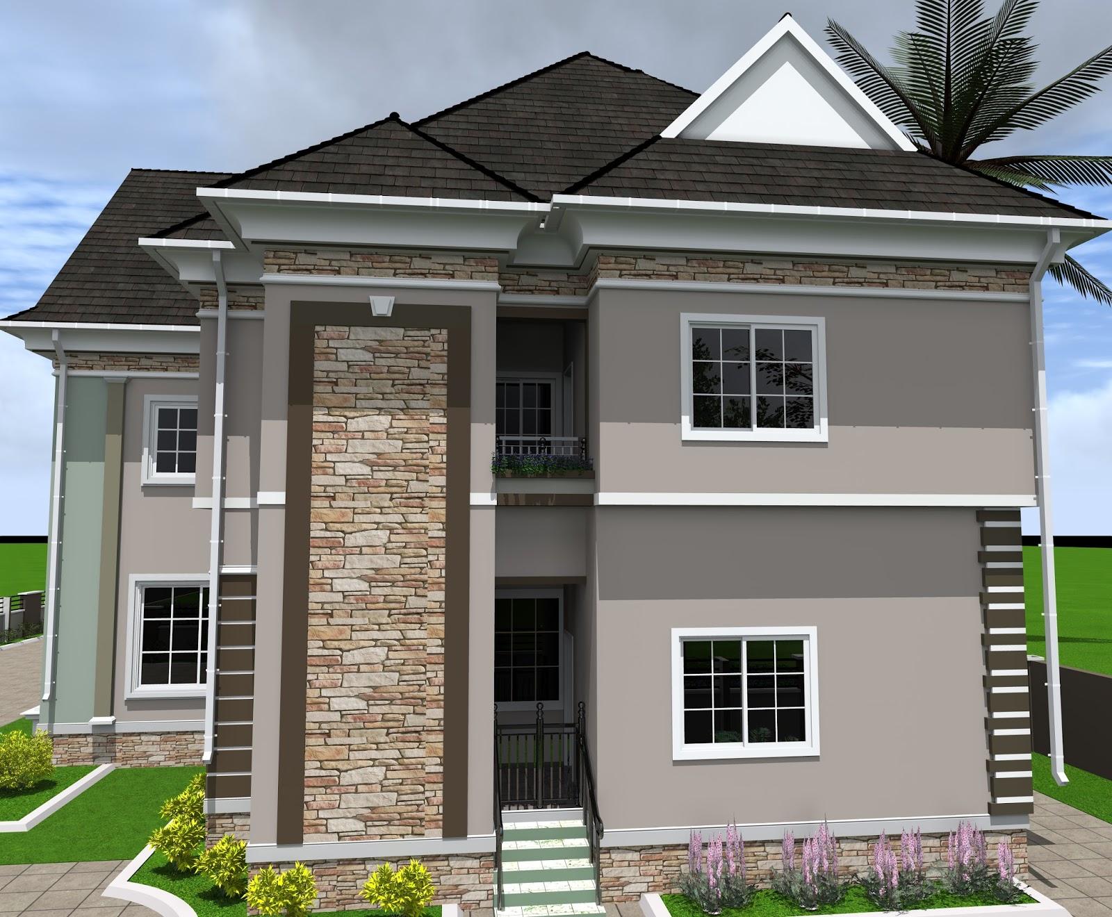 Dream Homes 6 Bedroom Duplex