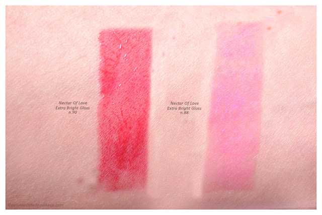 Collezione Sublime PatriciaMi Gloss Nectar Of Love Swatches