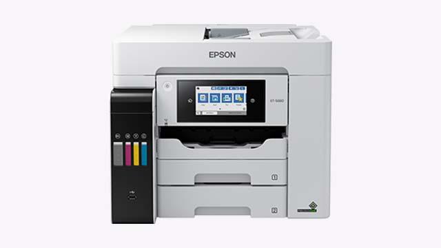 Epson ET-5880 Driver