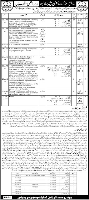 District & Session Judge Office Jobs 2020