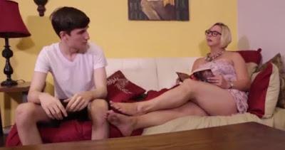 Follando con mi suegra (Video Porno)