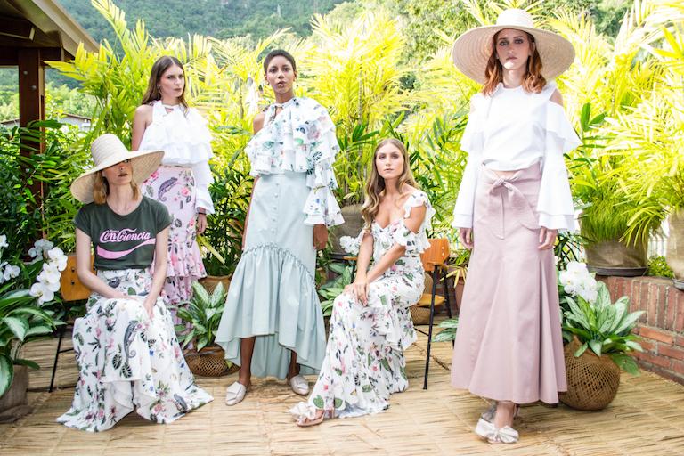 No Pise La Grama moda venezolana