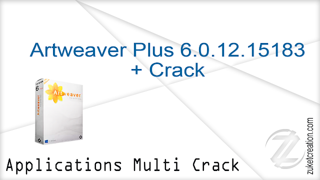 Artweaver Plus 6.0.12.15183 + Crack  |  28.7 MB